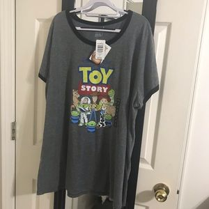 Torrid toy story graphic tee